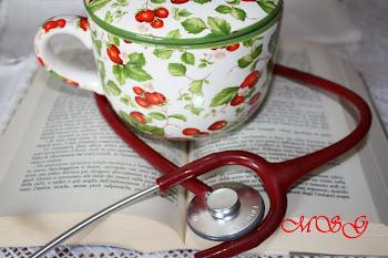 .....pensieri e parole tra un fonendo, una tazza ed un libro....