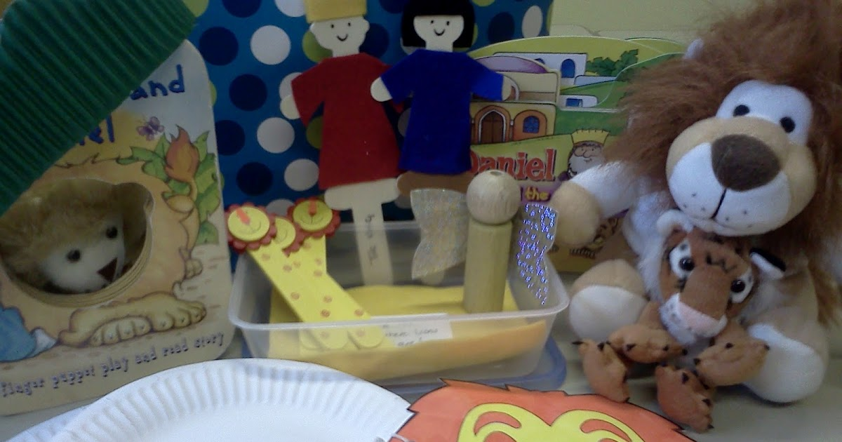 Daniel And Lion S Den Acted Out By Kids