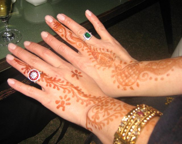 freehand henna Temporary adornments with images andhenna mehndi designs