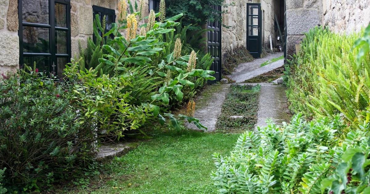 El jard n de margarita jardines del pazo de la saleta for Jardin en ingles