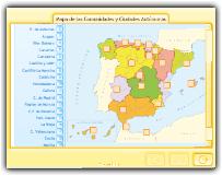 LA ORGANIZACIÓN DE ESPAÑA 3: LAS COMUNIDADES AUTÓNOMAS