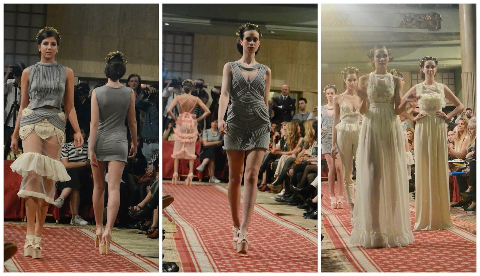 Azul Aramburu Premios Nacionales a la Moda para Jóvenes Diseñadores