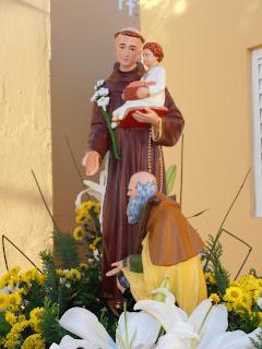 13 de Junho, dia  dedicado a Santo Antonio