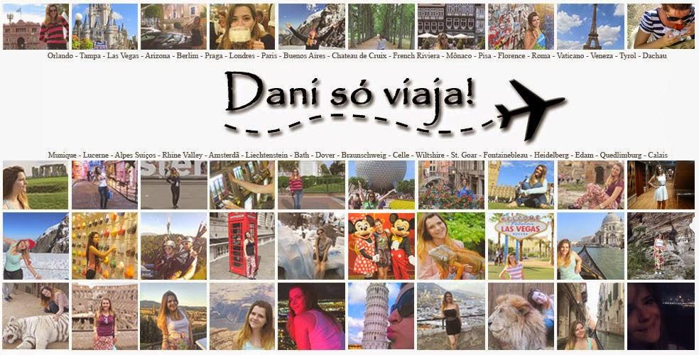Dani só viaja