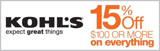 Kohls coupon codes 2013