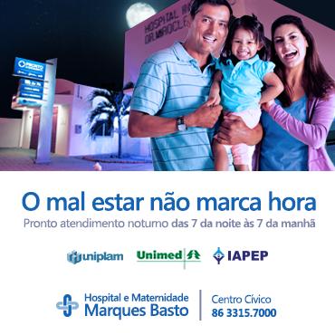 Hospital e Maternidade Marques Basto lança campanha em Parnaíba