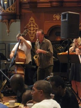 Africlassical 47th Music Kitchen Performance The David Bixler Quintet At Holy Apostles Soup