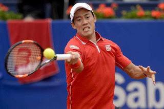 Kei Nishikori atp tenis