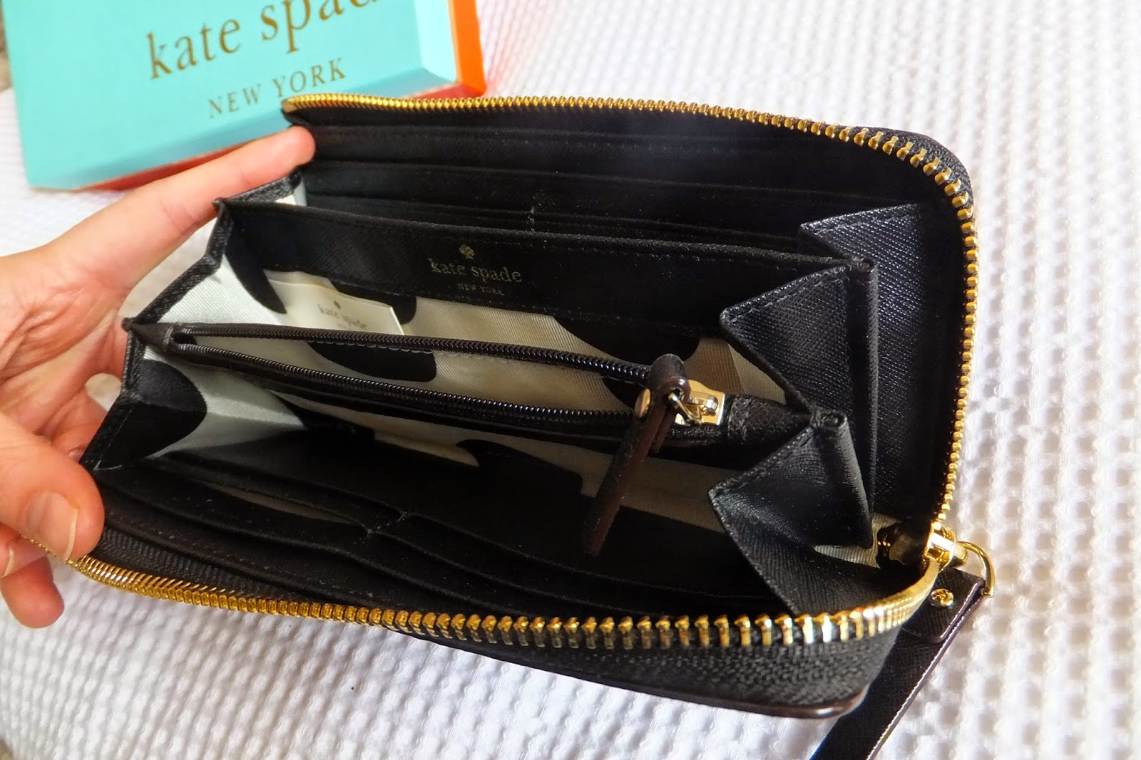Kate Spade, Purse, Cedar Street, Nisha, Review, Black