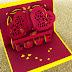 Tarjeta love [pop-up - 3D] // san valentin [facil]