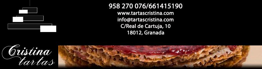 Tartas Cristina