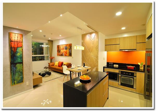 Thiết kế mẫu căn hộ Orchard parkview