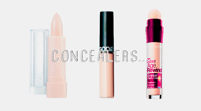 Back To School Makeup Essentials | Primer, Concealer and Powder