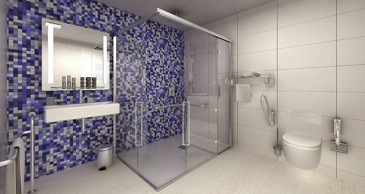 marzua duchas para discapacitados