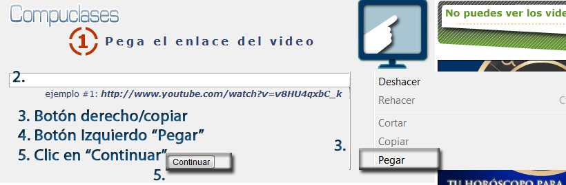 descargar videos de youtube gratis sin instalar programas y sin virus