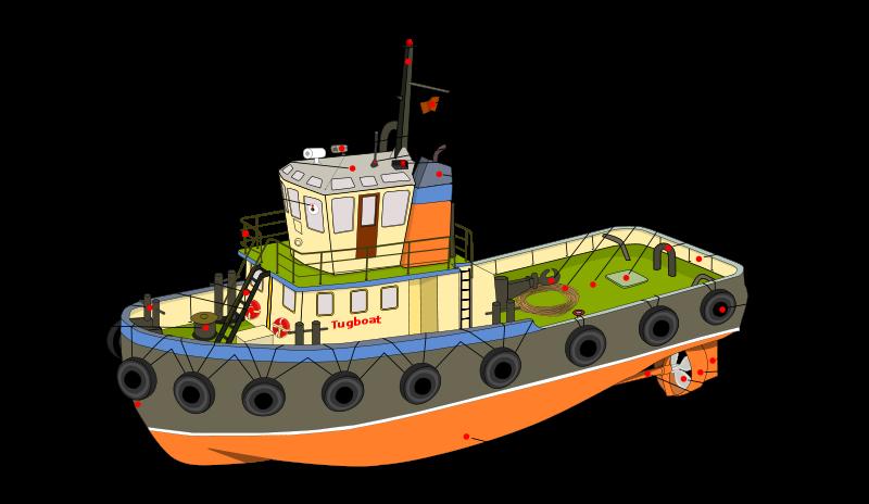 imagen timon buque: