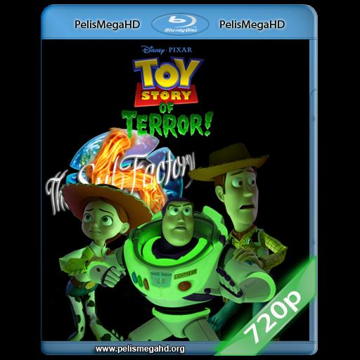 TOY STORY DE TERROR (2013) 720P HD MKV INGLÉS SUBTITULADO