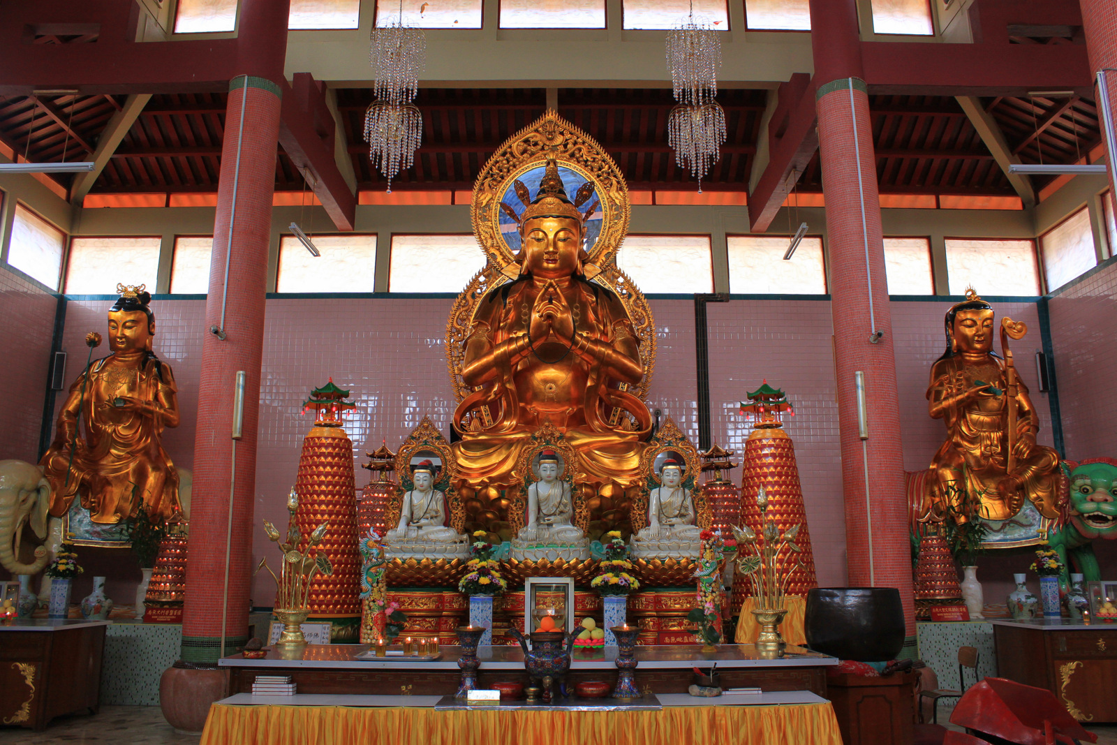 Cameron Highlands - Sam Poh Temple