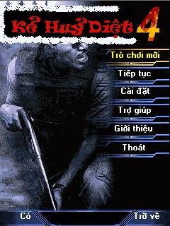 game kẻ hủy diệt 4 crack miễn phí