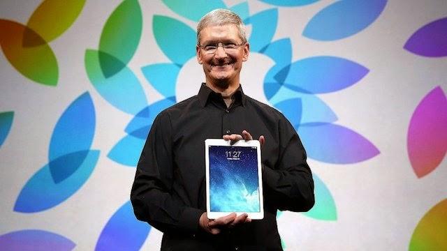 El CEO de Apple subasta una hora de su tiempo por US$100,000