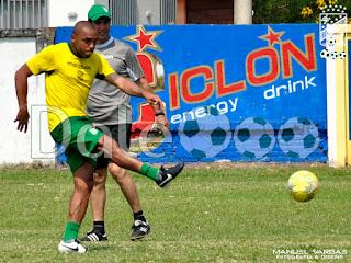 Oriente Petrolero - Thiago dos Santos - Marco Barrero - DaleOoo.com sitio del Club Oriente Petrolero