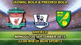 Liverpool vs Norwich City
