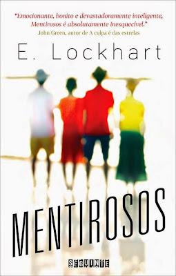 Editora Seguinte lança em Outubro Mentirosos de E. Lockhart