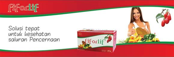FIFORLIF Menurunkan Berat Badan, Merampingkan Perut, Membersihkan Saluran Pencernaan