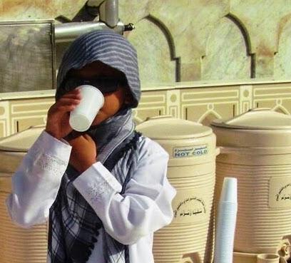 Mengenali Ciri Khas dan Karakteristik Air Zam Zam Asli