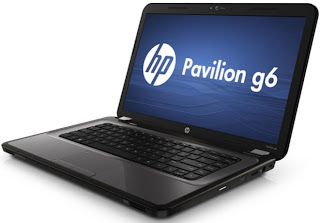 Hp Pavilion g6-2040nr Laptop Specifications