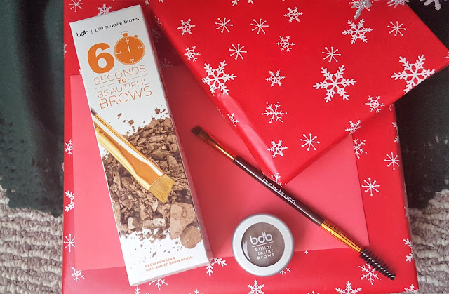 Blogmas 8 - Billion Dollar Brows Kits