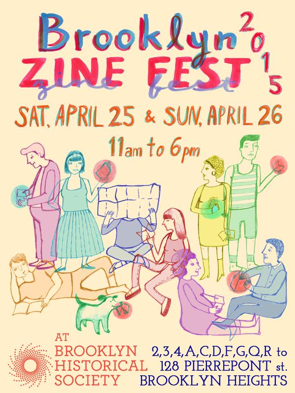http://brooklynzinefest.com/