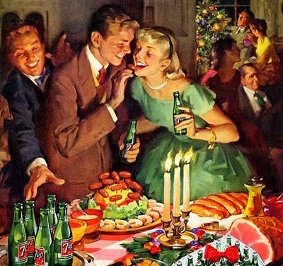 The Treasure Chest: Vintage Christmas
