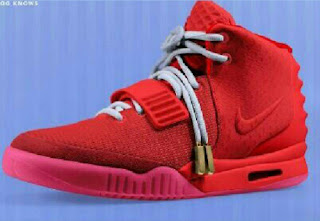 Air yeezy red october giveaways