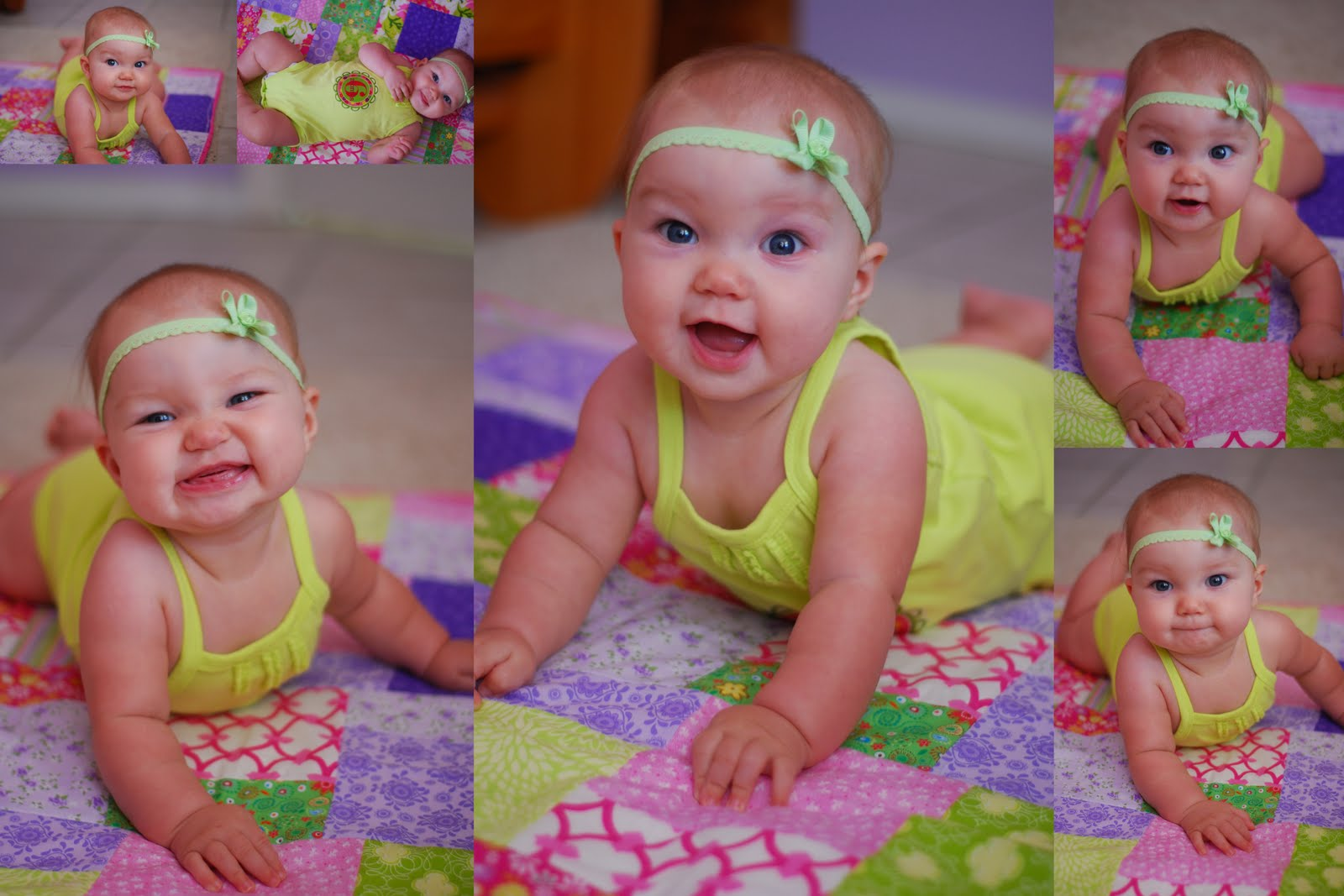 Month baby girl photo shoot ideas we celebrated her 6 month