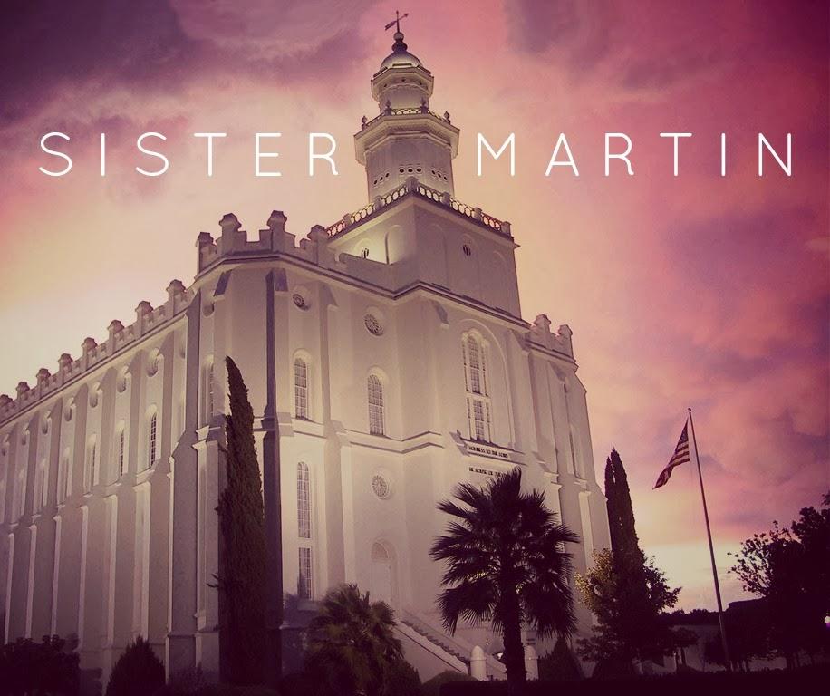 Madeline's Missionary Blog