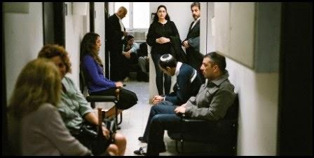 Gett: el divorcio de Viviane Amsalem (Ronit Elkabetz y Shlomi Elkabetz, 2014)