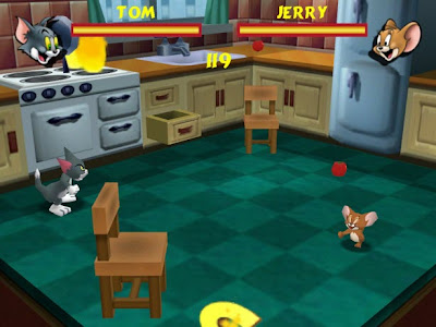 Tom et Jerry Screenshot 1
