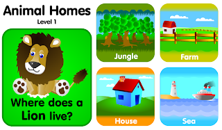 technology rocks. seriously.: Animal Habitats
