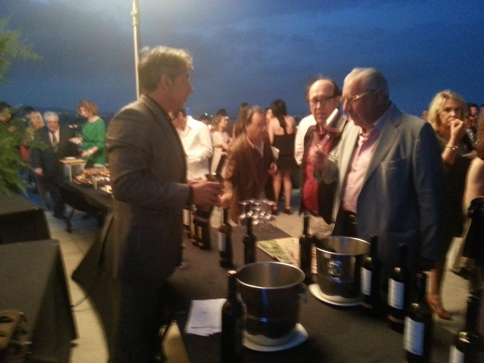 Cata vino Rotllan Torra priorat
