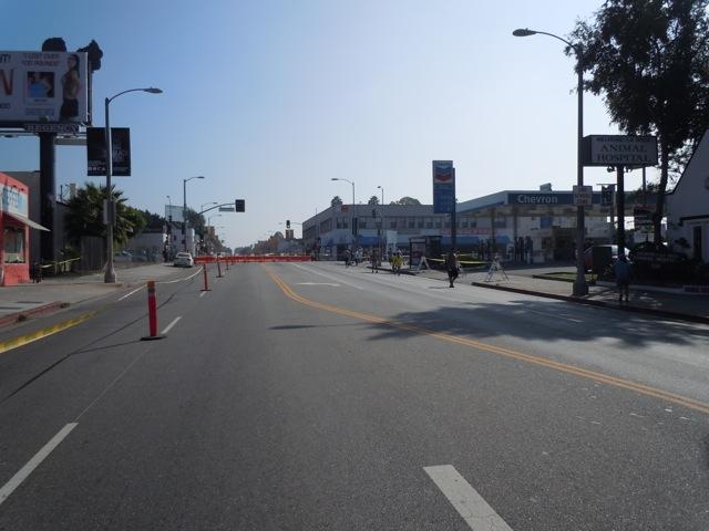 Melrose Avenue AIDS Walk LA 2011