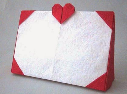 Origami Photo Frame Craft Ideas And Art Projects