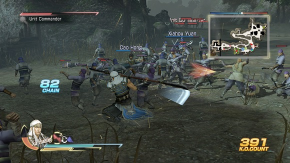 dynasty warriors 8 xtreme legends complete edition pc game screenshot review gameplay 2 Dynasty Warriors 8 Xtreme Legends Complete Edition Black Box