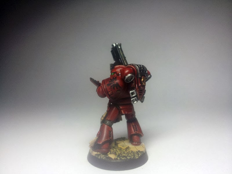 BLOOD ANGELS - WARHAMMER 40000 3-2