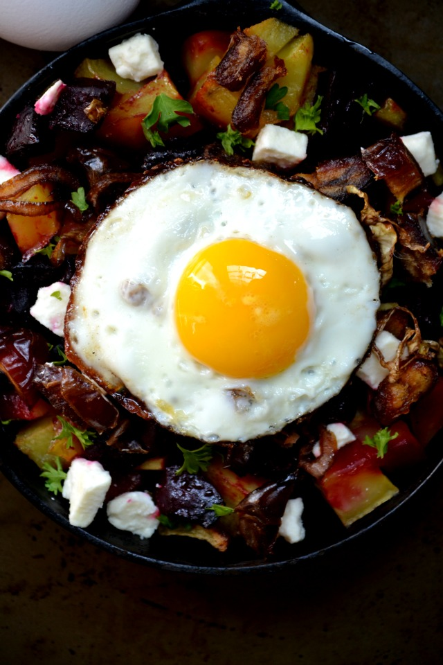 Bakeaholic Mama: How To Fry The Perfect Sunny Side Up Egg and Roasted ...