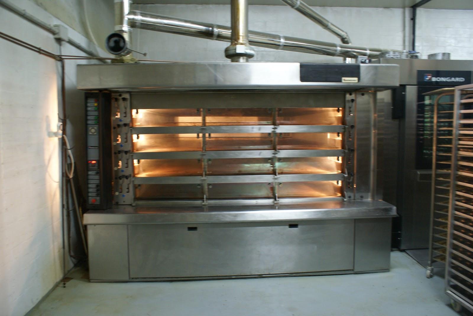 Cobepan es maquinaria y accesorios para panaderia y - Hornos para cocinas ...