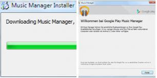 install music manager