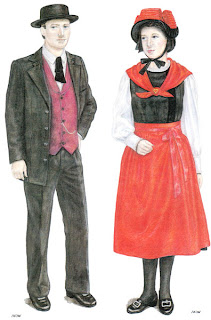 Costumes valaisans
