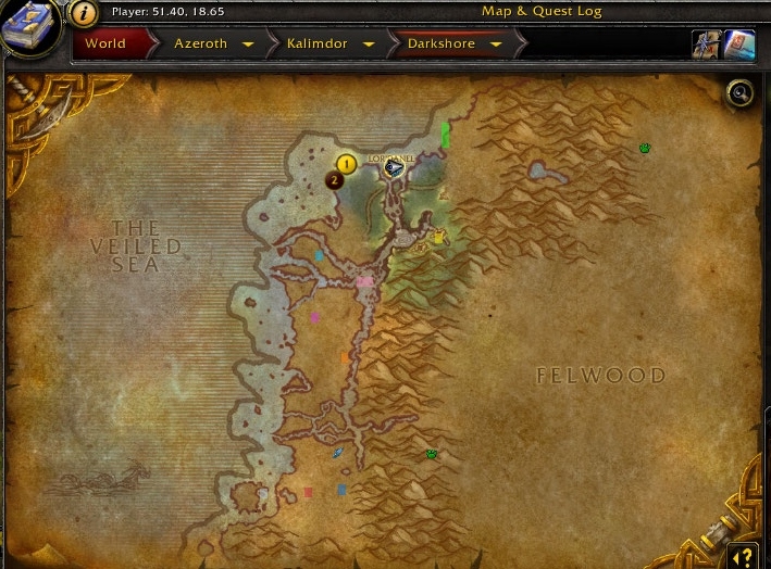 Inns Of Warcraft Lor Danel Inn