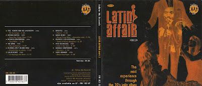Various - Latin Affair Part 2 – The Next Experience Through 70s Latin Vibes 2000 (Follow Me)